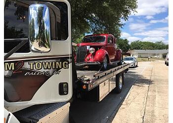 Garland towing company M2 Towing llc