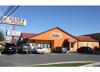 San Antonio pizza place MAAR's Pizza & More