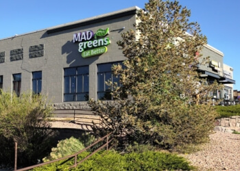 Lakewood juice bar MAD Greens