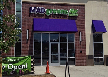 Westminster juice bar MAD Greens