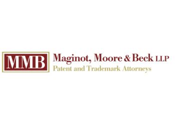 Indianapolis patent attorney MAGINOT, MOORE & BECK LLP
