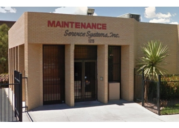 Albuquerque commercial cleaning service MAINTENANCE SERVICE SYSTEMS, INC.