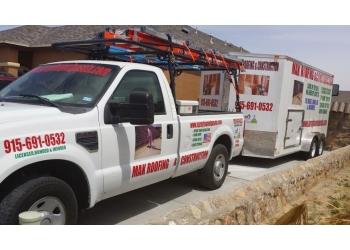 El Paso roofing contractor MAK Roofing & Construction LLC