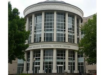 Kent landmark MALENG REGIONAL JUSTICE CENTER