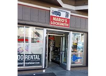 San Francisco locksmith MARIO'S LOCKSMITH