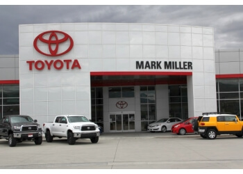 Salt Lake City car dealership MARK MILLER TOYOTA DOWNTOWN