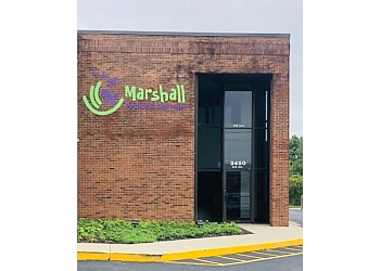 Lexington occupational therapist MARSHALL PEDIATRIC THERAPY