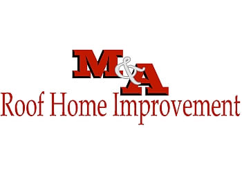 Norfolk roofing contractor M & A Roof Home Improvement, LLC