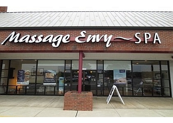 Springfield massage therapy MASSAGE ENVY