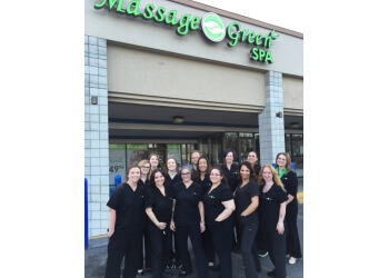 Toledo massage therapy MASSAGE GREEN SPA