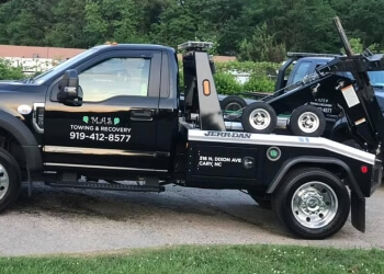 Cary towing company M.A.S.Towing & Recovery
