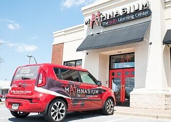 Columbus tutoring center MATHNASIUM LLC.
