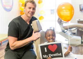 Jackson kids dentist MATTHEW HARRIS, DMD