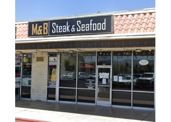 Simi Valley seafood restaurant M&B Steak and Seafood