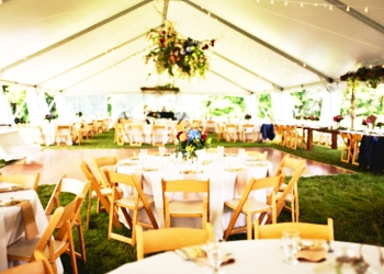 Rochester event rental company MCCARTHY TENTS & EVENTS