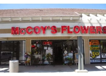Norwalk florist MCCOY'S FLOWERS & GIFTS INC.
