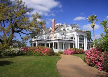 Beaumont landmark MCFADDIN-WARD HOUSE