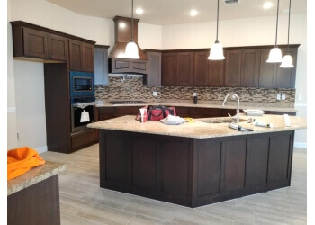 El Paso custom cabinet MC Kitchen Cabinets Inc