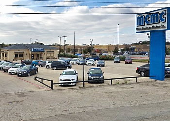 Fort Worth used car dealer MCMC Auto