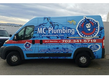 North Las Vegas plumber MC Plumbing, LLC.