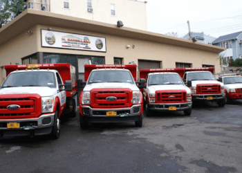 Yonkers landscaping company M.Carbillano, Inc.
