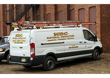 Newark electrician MDC Electrical Contractor, LLC