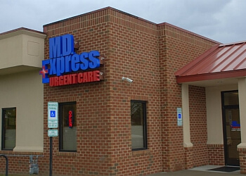 Hampton urgent care clinic M.D. Express Urgent Care