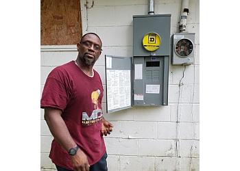 Fayetteville electrician MDJ Electric Company LLC