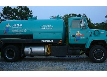 Virginia Beach septic tank service MDM Septic services