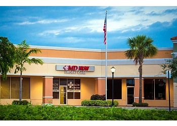 Coral Springs urgent care clinic MD Now Urgent Care Centers