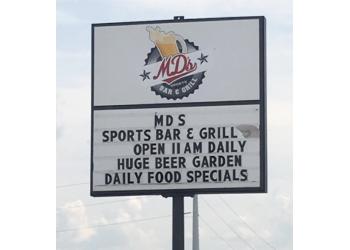 Peoria sports bar MD's Sports Bar & Grill