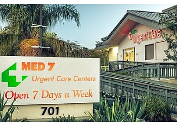 Roseville urgent care clinic MED7 Urgent Care Center