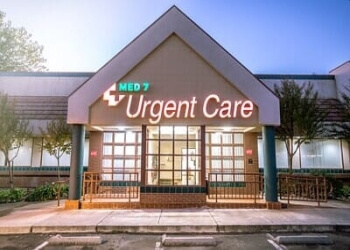Sacramento urgent care clinic MED7 Urgent Care Center