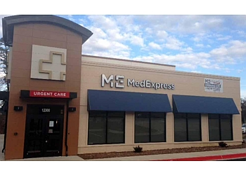 Little Rock urgent care clinic MEDEXPRESS