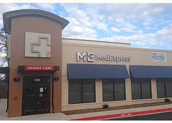 Little Rock urgent care clinic MEDEXPRESS