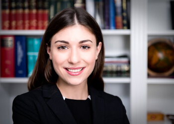 Alexandria criminal defense lawyer Marina Medvin
