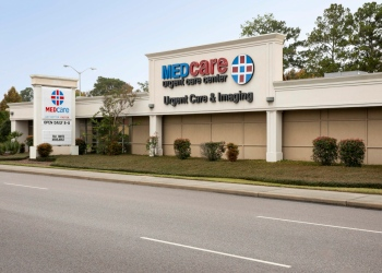 Charleston urgent care clinic MEDcare