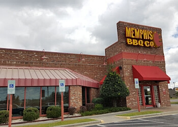 Fayetteville barbecue restaurant MEMPHIS BARBECUE CO.