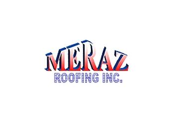 Fresno roofing contractor MERAZ ROOFING INC.