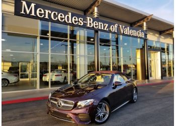 Santa Clarita car dealership MERCEDES-BENZ OF VALENCIA