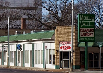Memphis dry cleaner Mercury Valet Dry Cleaners