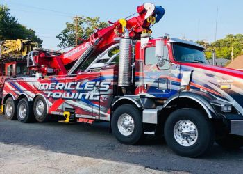Shreveport towing company MERICLE'S TOWING LLC
