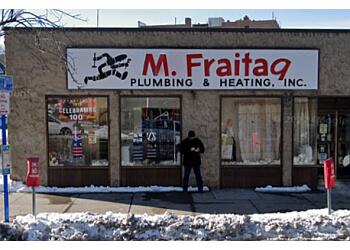 Yonkers plumber M. Fraitag Plumbing & Heating Inc.