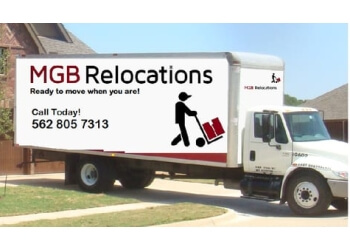 Downey moving company MGB Relocations