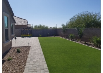 Peoria landscaping company MGM Landscape, Inc.