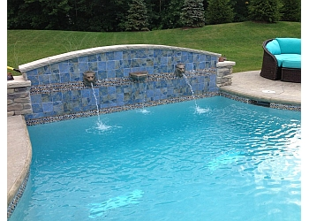 Cleveland pool service M & G Pools
