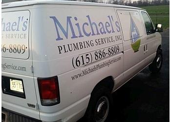 Nashville plumber MICHAEL'S PLUMBING SERVICE, Inc.