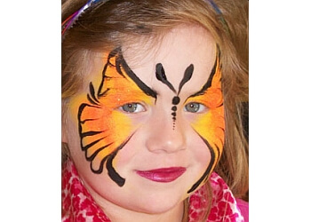 Sterling Heights face painting MICHIGAN FACE PAINTERS
