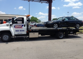 Chattanooga towing company Midday Towing