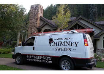 Grand Rapids chimney sweep MIDTOWN CHIMNEY SWEEPS